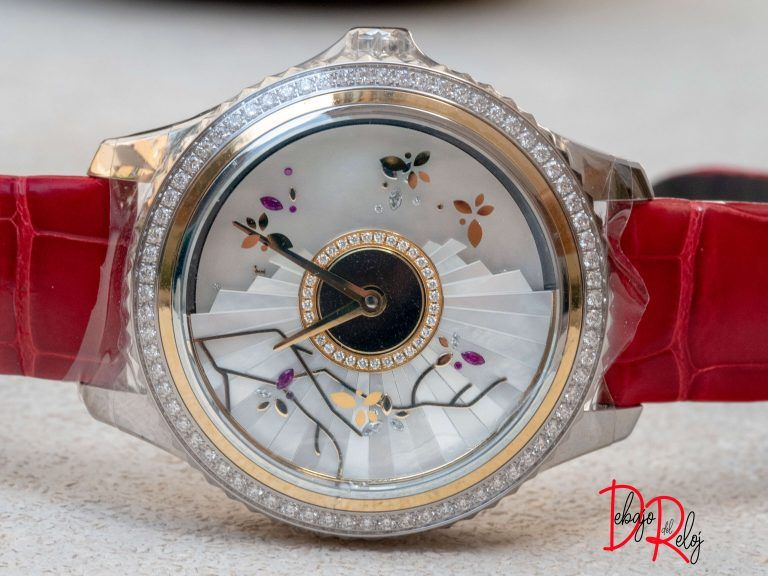 DIOR GRAND BAL DIOR GRAND BAL DIOR GRAND BAL DIOR GRAND BAL FÊTE DU PRINTEMPS 2 colección relojes 2018