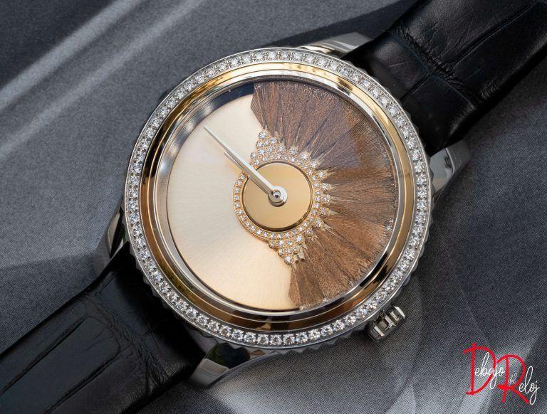 DIOR GRAND BAL PLUME OR 2 colección relojes 2018