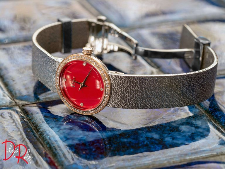 LA D DE DIOR SATINE 25MM colección relojes 2018