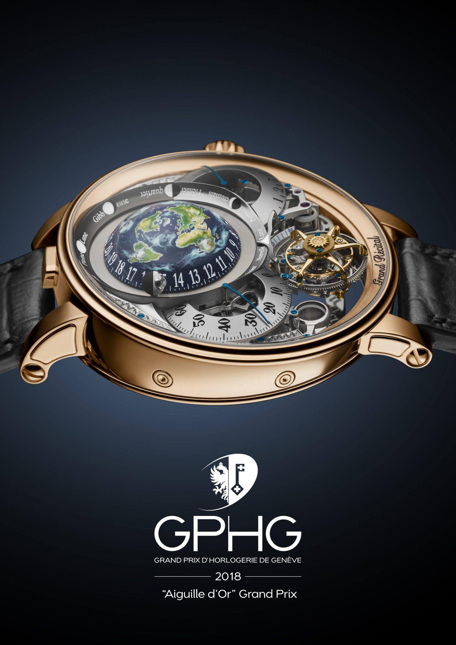 Bovet Grand Recital Aiguille d'Or blog debajo del reloj