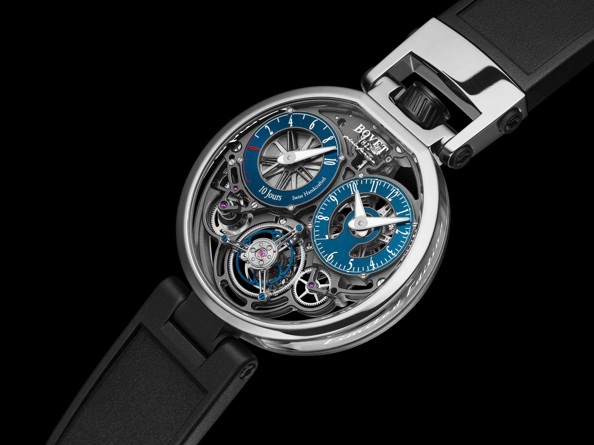 Bove tourbillon Ottantasei estilo debajo del reloj blog relojes
