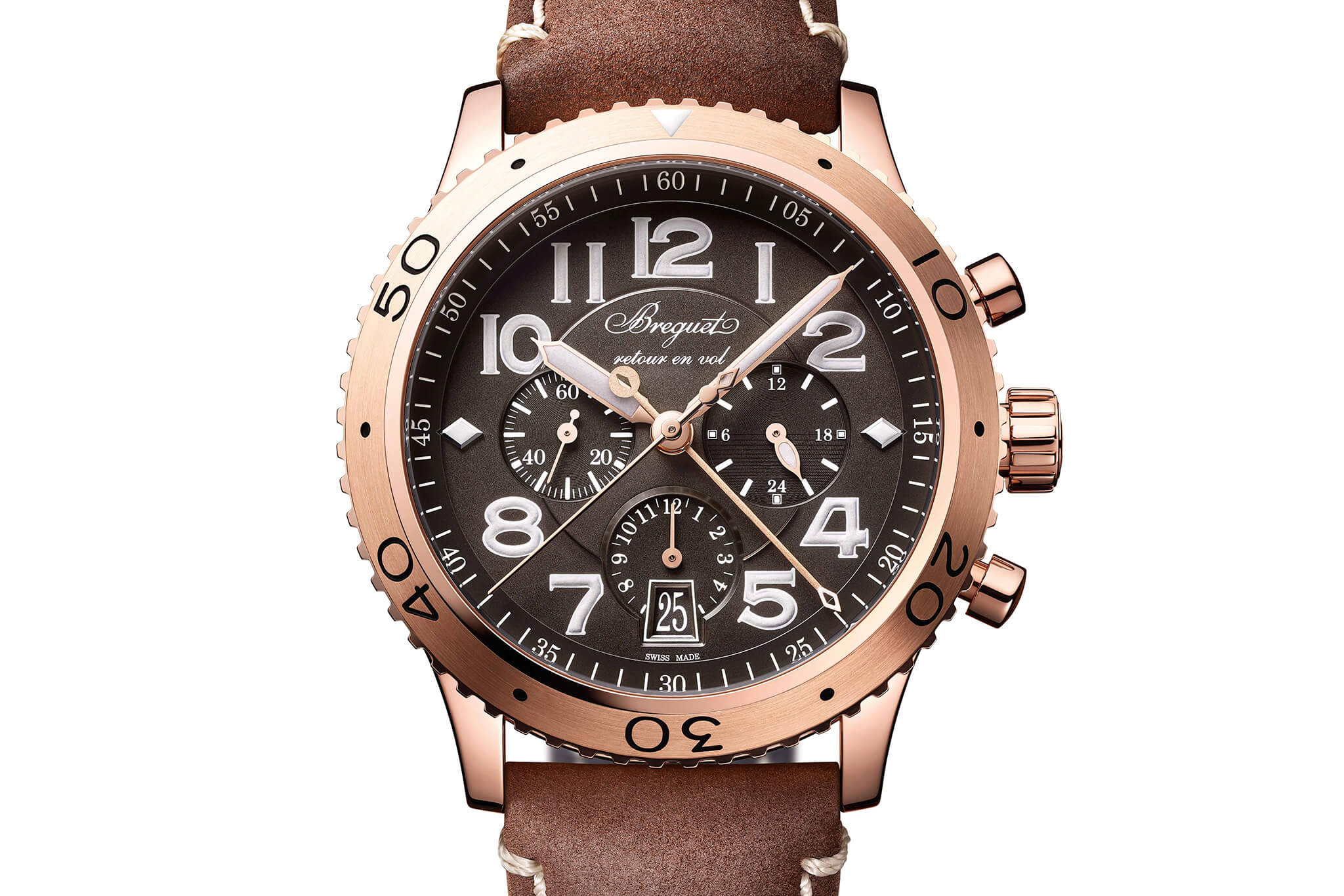 Breguet Type XXI 3817 Edición Limitada blog debajo del reloj
