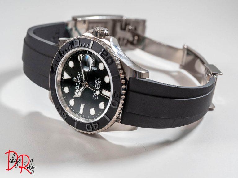 rolex yacht master 42 lado debajo del reloj