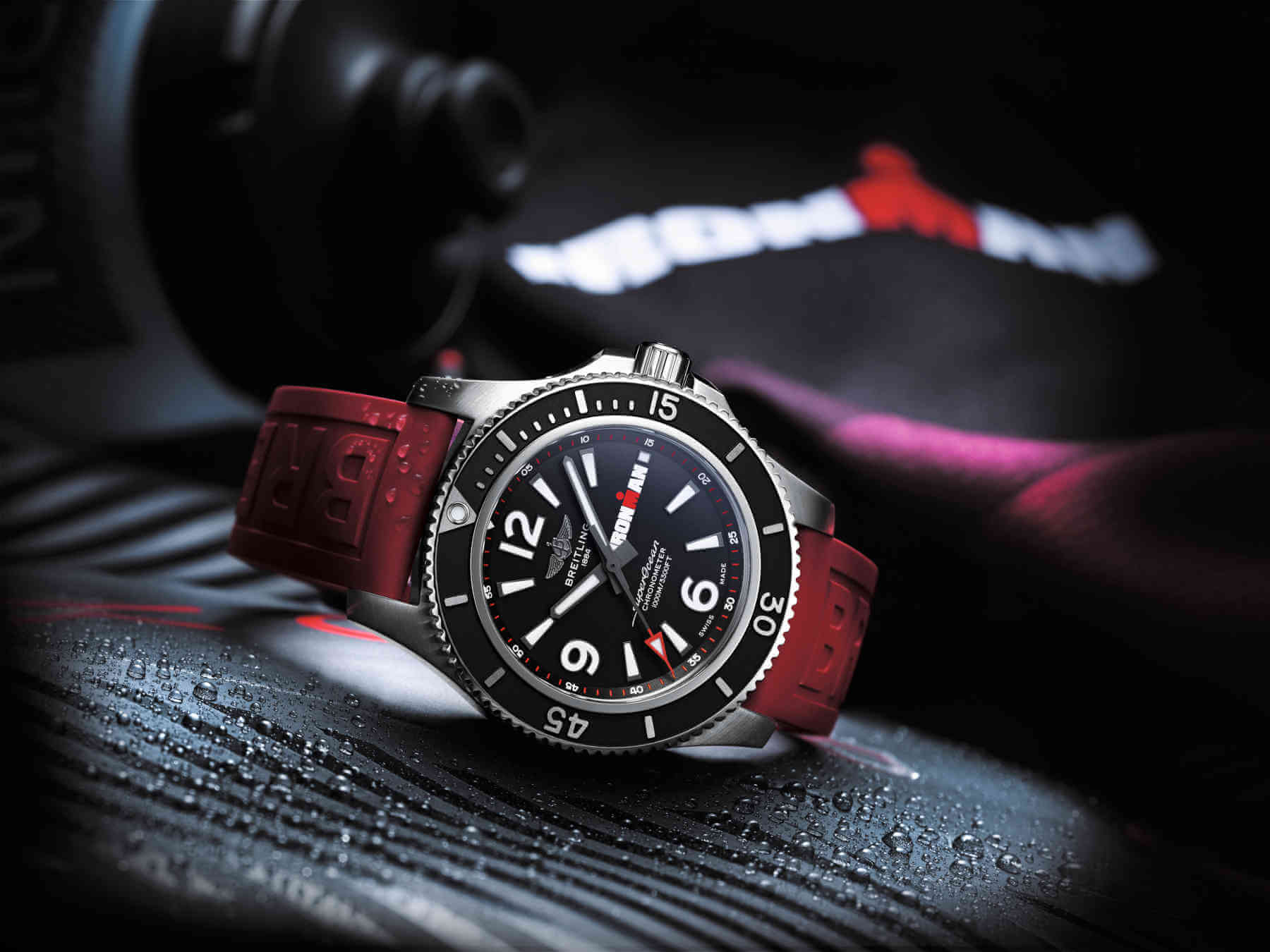 superocean automatic 44 ironman limited edition PORTADA