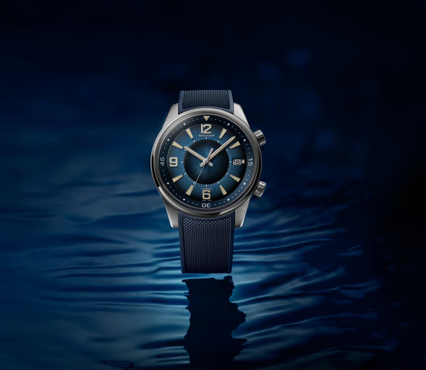 Polaris Date Edición Limitada jaeger-lecoultre debajo del reloj portada