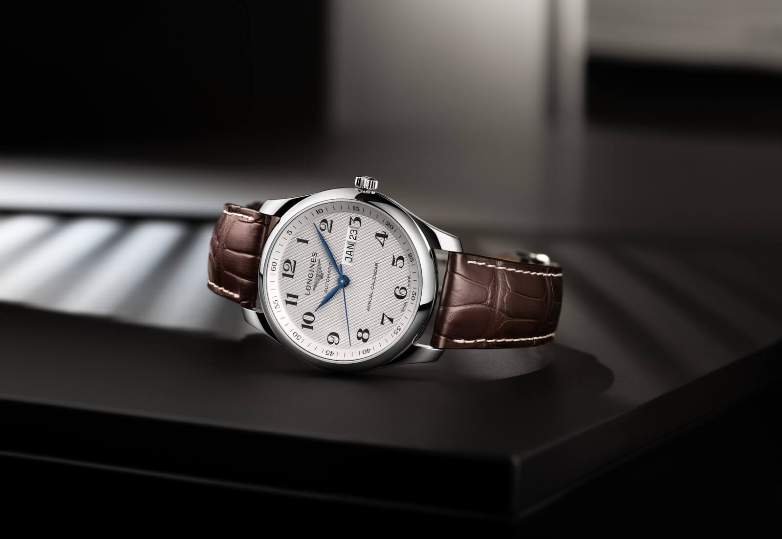 Longines Master Collection Annual Calendar portada
