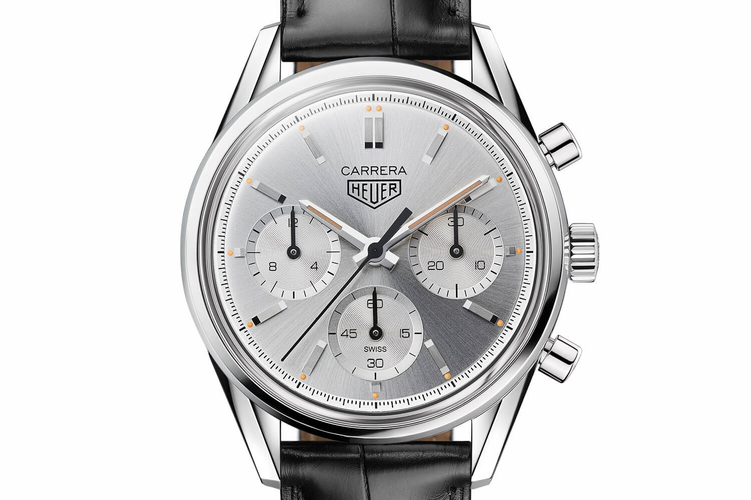 Tag Heuer Carrera 160 Years Silver Limited Edition Heuer portada