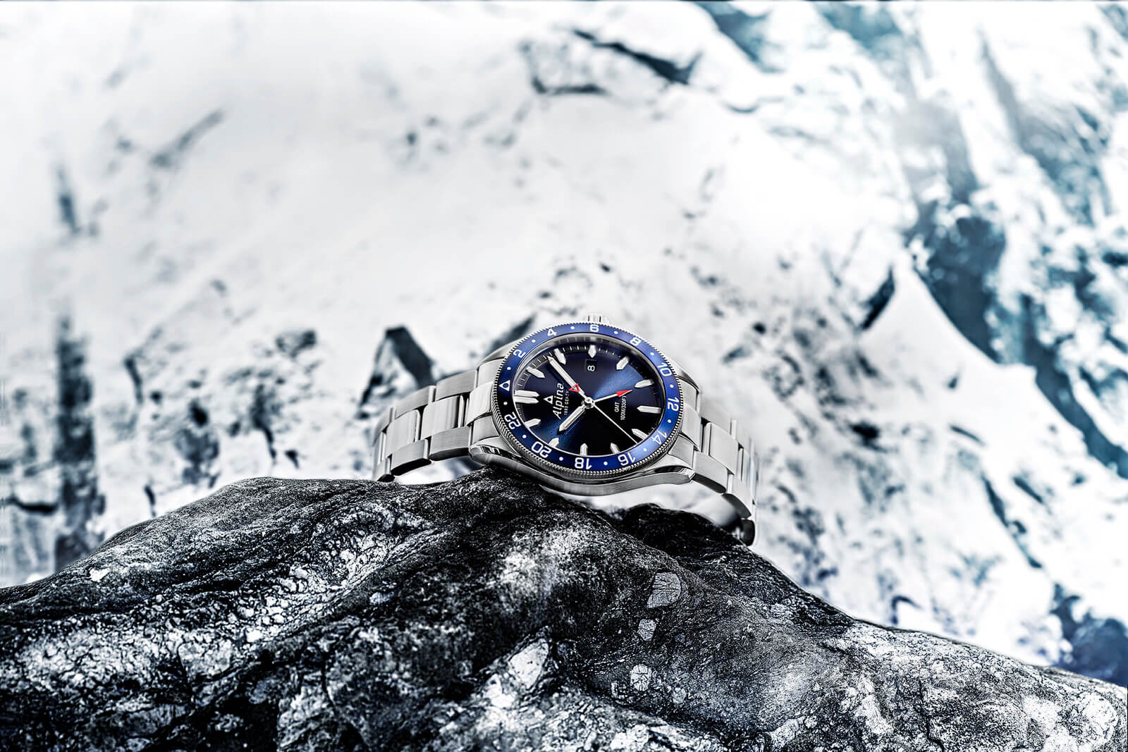 Alpina Alpiner Quartz GMT 3
