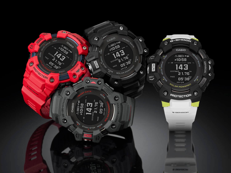 G-Shock G-Squad Hr GBD-H1000