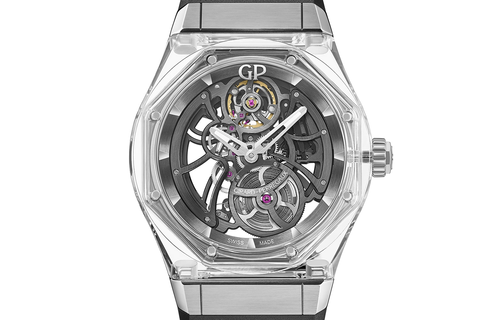 Girard-Perregaux Laureato Absolute Light portada