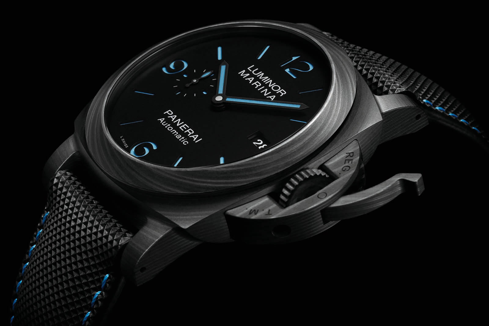 Panerai Luminor Marina Carbotech portada