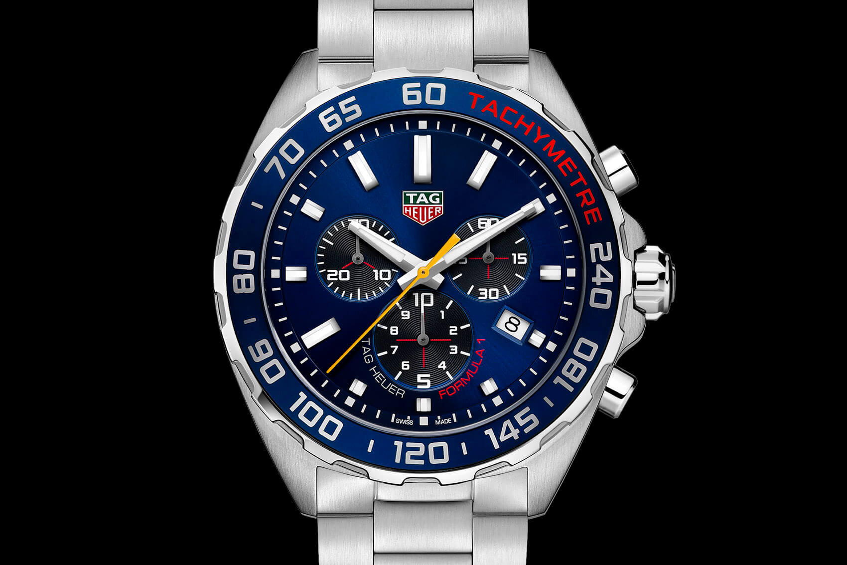 Tag Heuer Formula 1 Aston Martin Red Bull Racing Special Edition 2020 portada