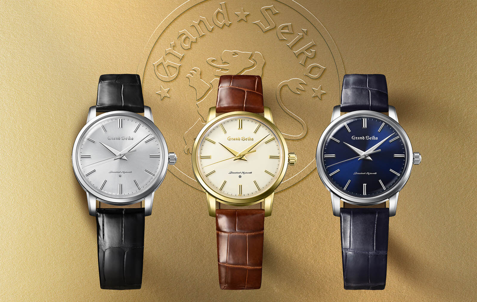 Grand Seiko 1960 Recreación 60 Aniversario portada
