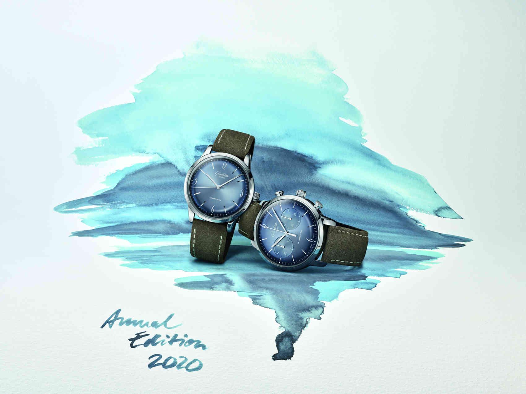 Sixties y Sixties Chronograph Edición Anual portada