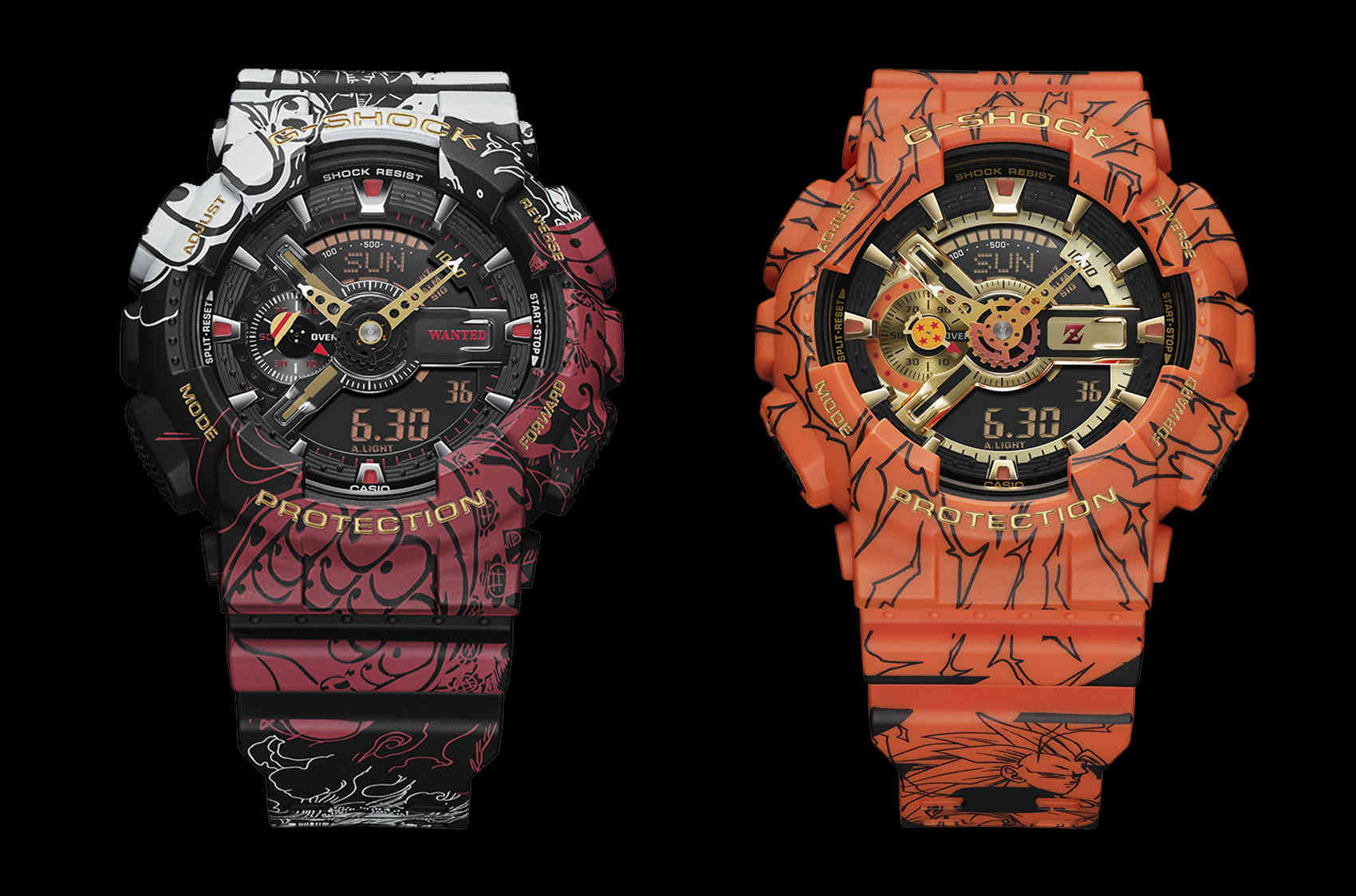 G-Shock GA-110JOP G-Shock GA-110JDB portada
