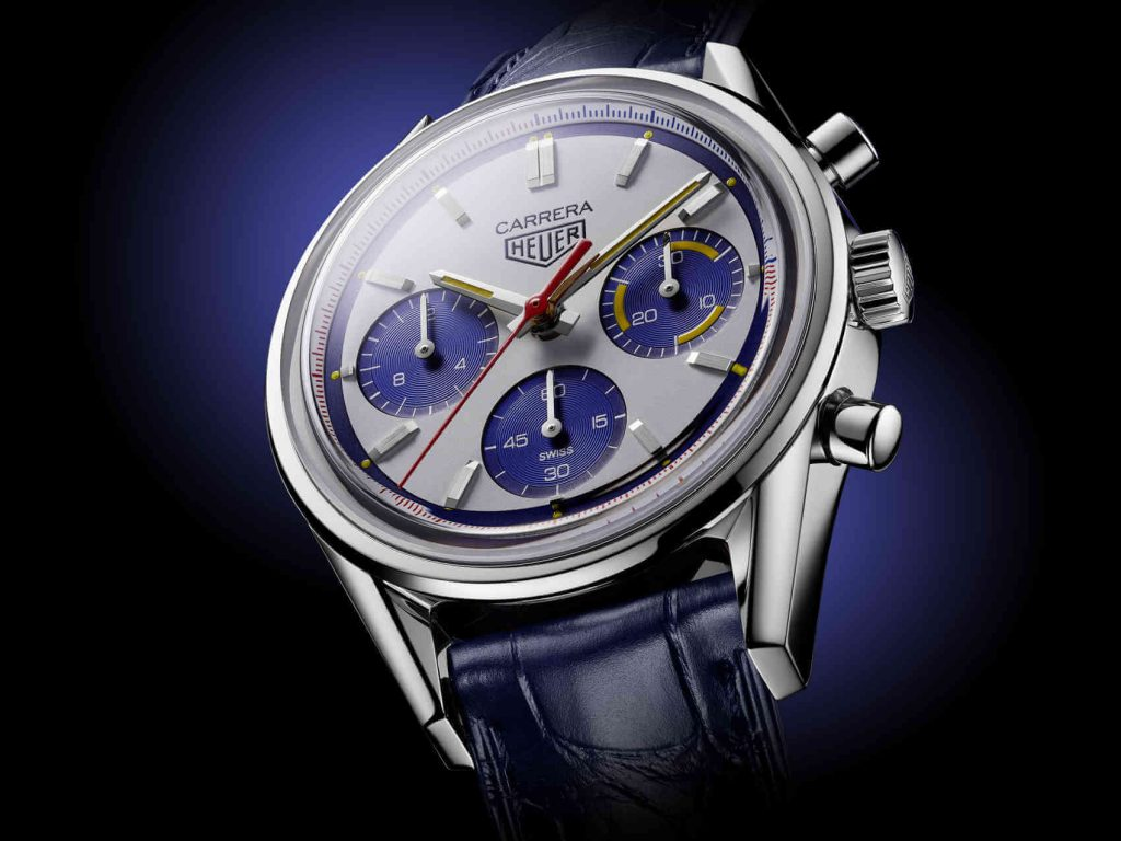 Tag Heuer Carrera 160 Years Montreal Limited Edition cerca