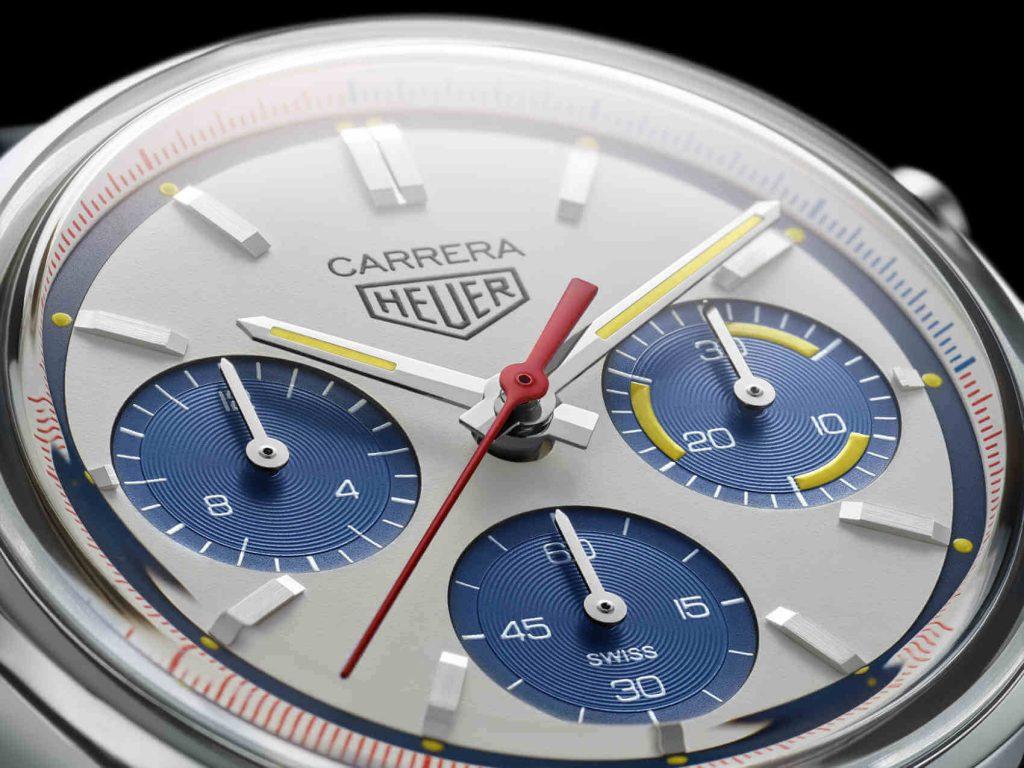 Carrera 160 Years Montreal Limited Edition deta esfera