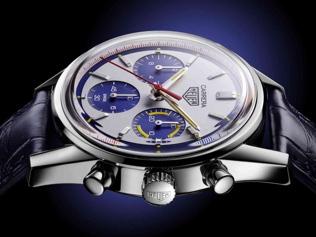 Tag Heuer Carrera 160 Years Montreal Limited Edition lado