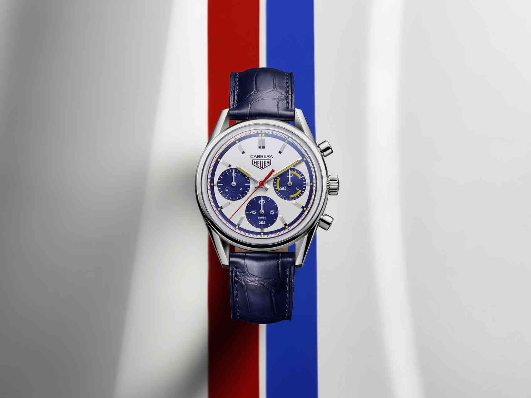 Tag Heuer Carrera 160 Years Montreal Limited Edition portada
