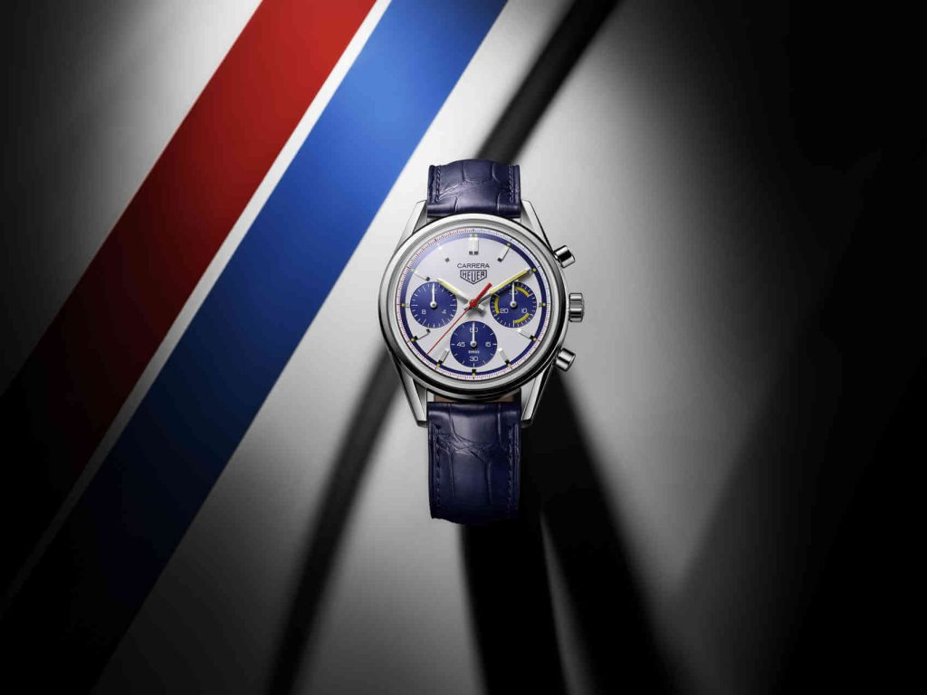 Tag Heuer Carrera 160 Years Montreal Limited Edition sombra