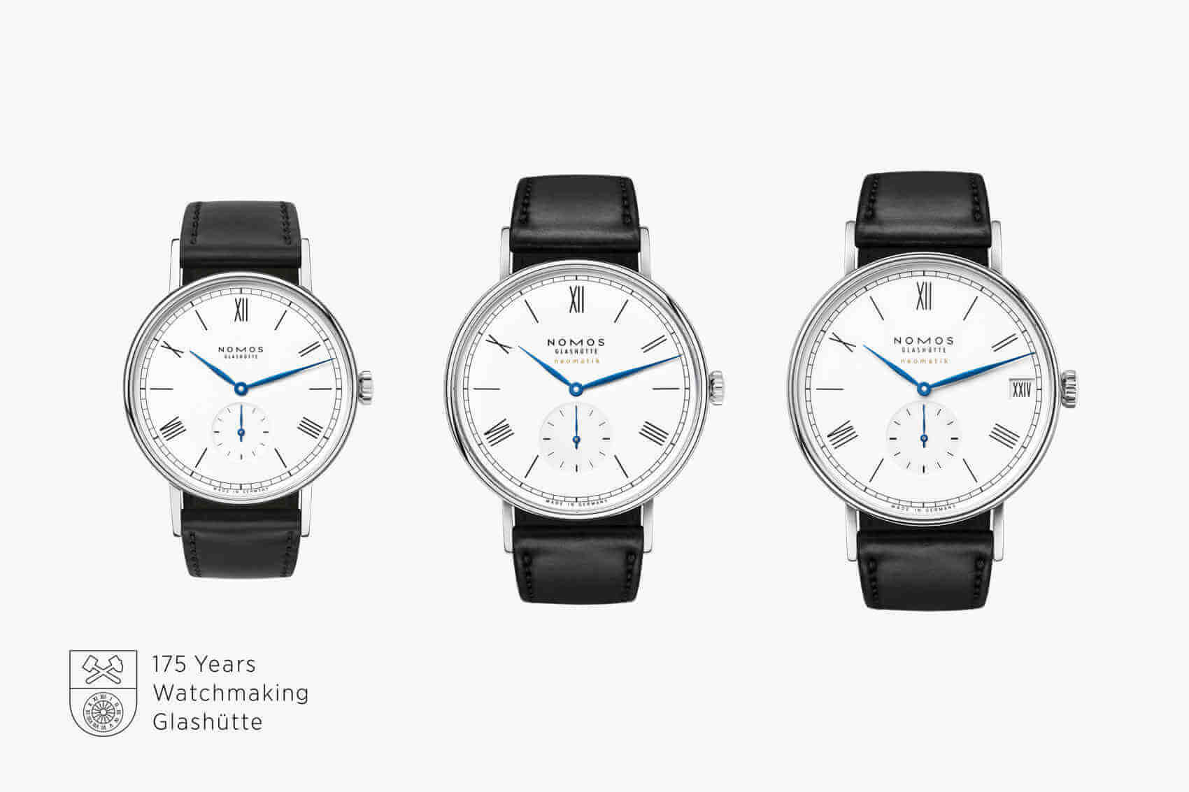 Ludwig 175 Years Watchmaking Glashütte