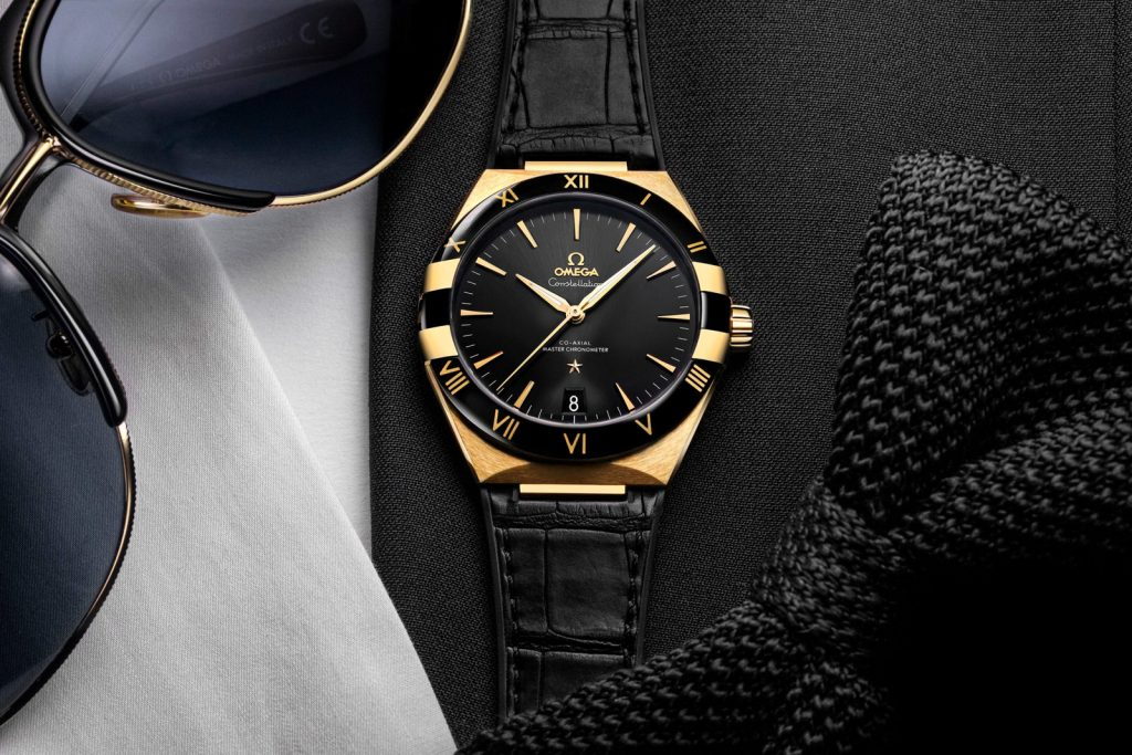 Omega Constellation Gents' Collection 5