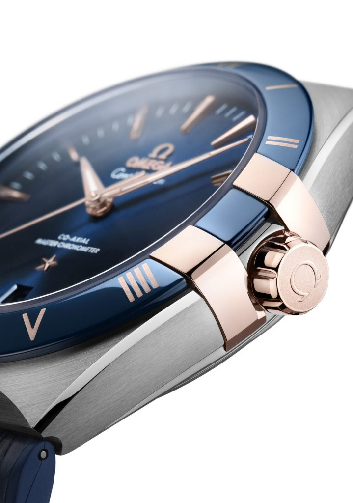 Omega Constellation Gents' Collection 3