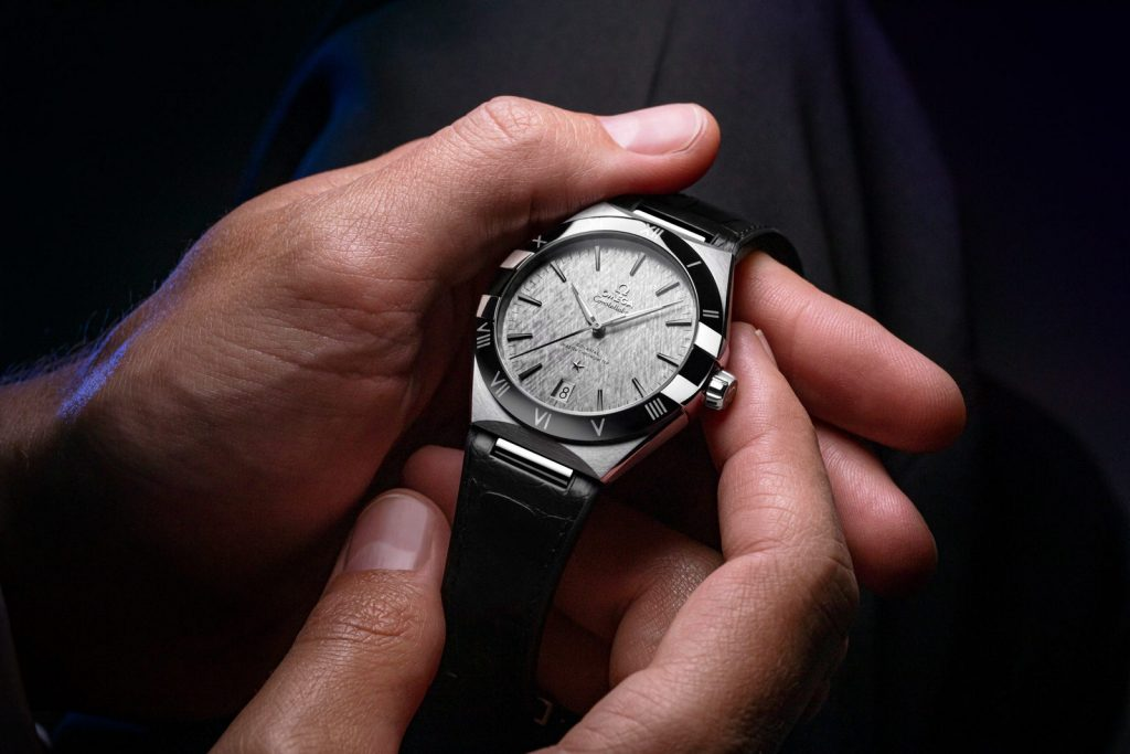 Omega Constellation Gents' Collection 1