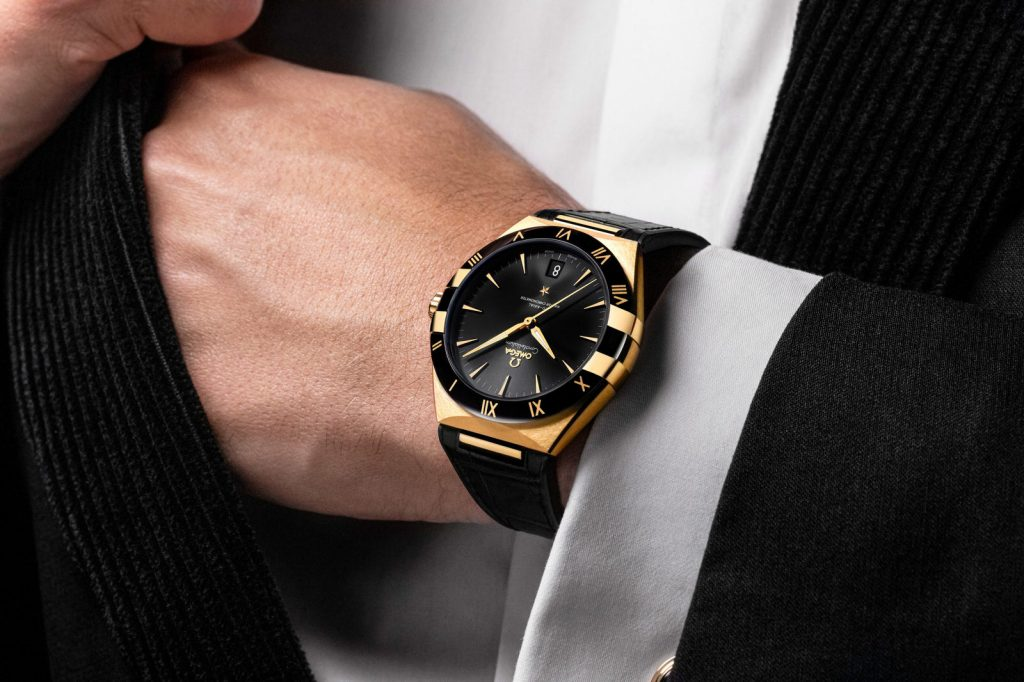 Omega Constellation Gents' Collection 2
