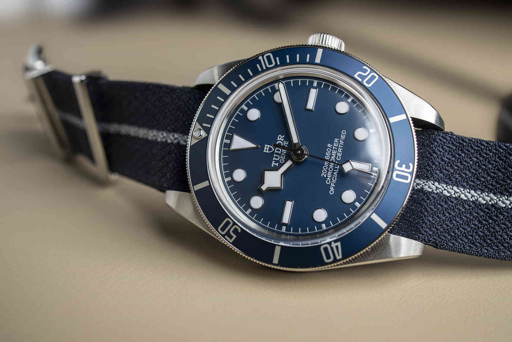 "Tudor Black Bay Fifty-Eight Azul ""Navy Blue"" 7"