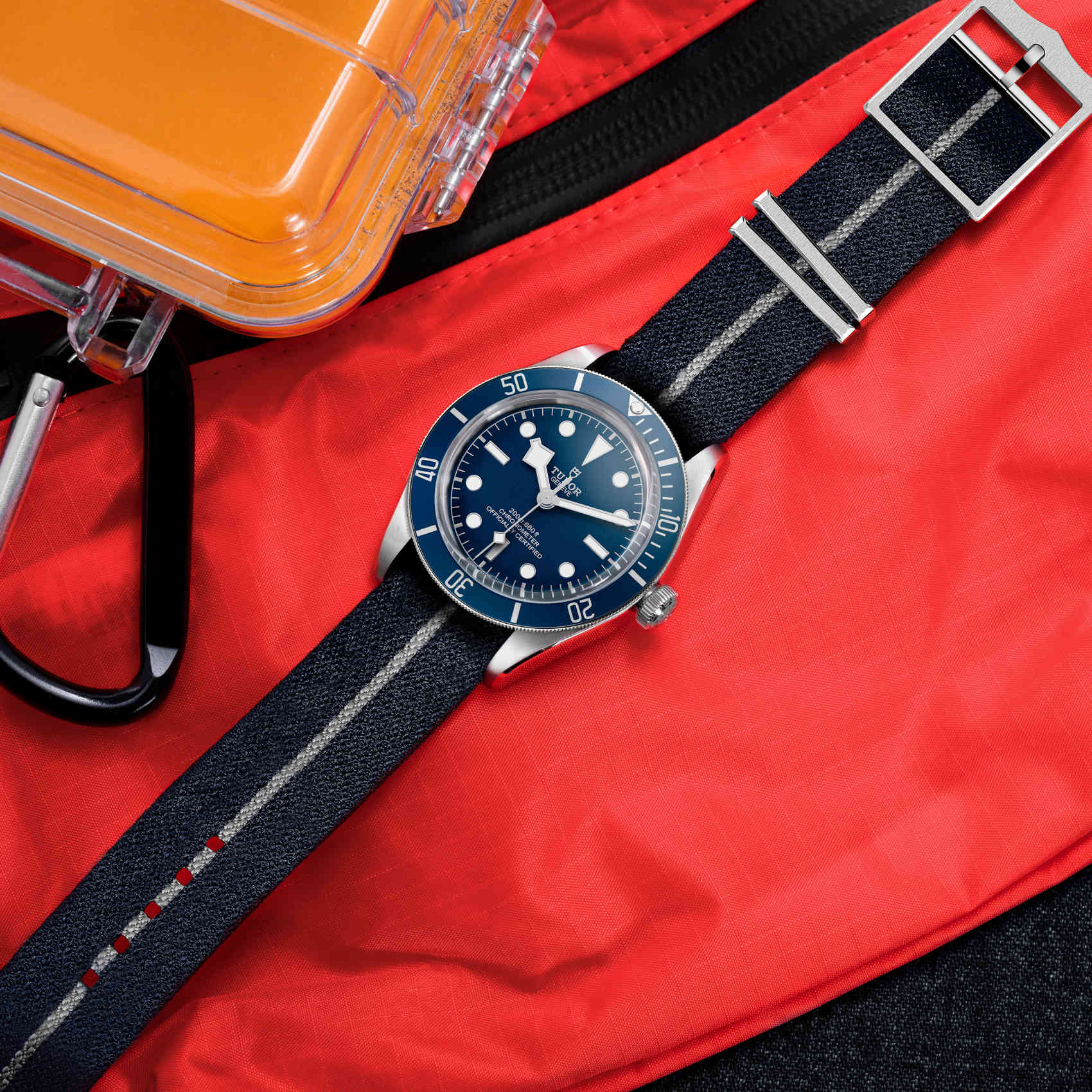 Tudor Black Bay Fifty-Eight Azul nato