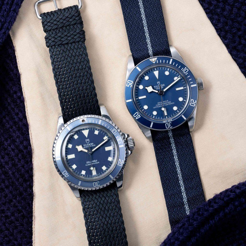 Tudor Black Bay Fifty-Eight Azul dos
