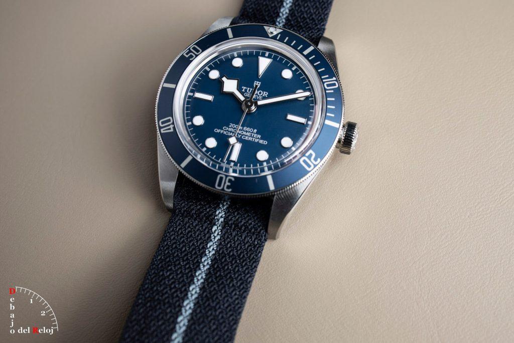 """Tudor Black Bay Fifty-Eight Azul """"Navy Blue"""" 5"""