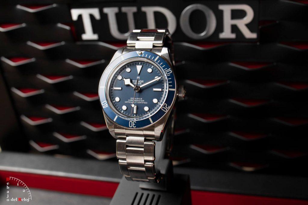 """Tudor Black Bay Fifty-Eight Azul """"Navy Blue"""" 2"""