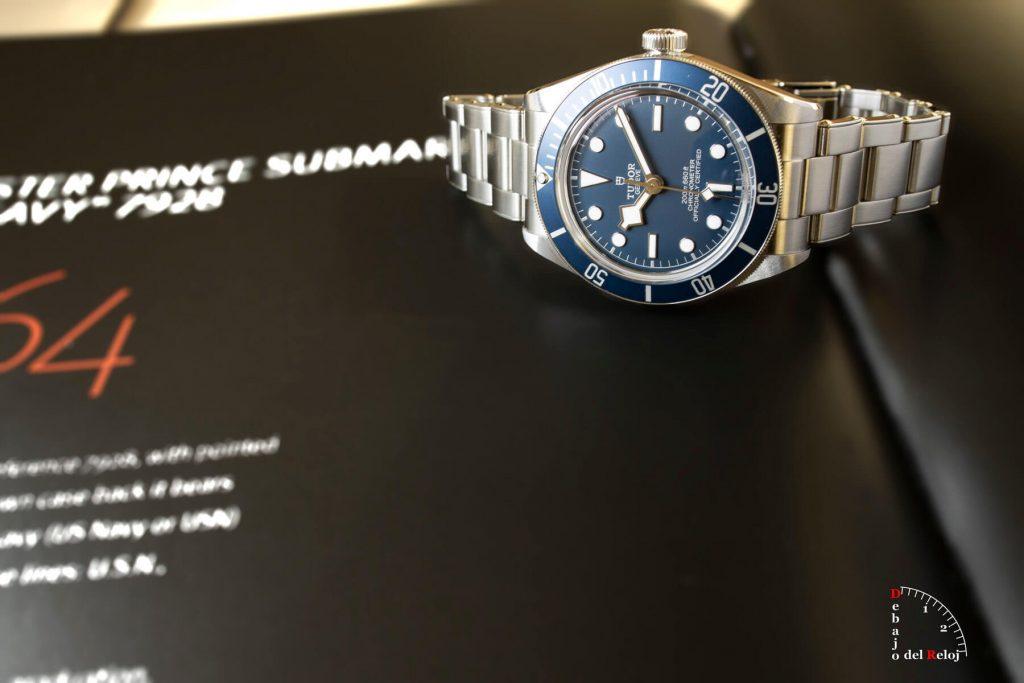 """Tudor Black Bay Fifty-Eight Azul """"Navy Blue"""" 3"""
