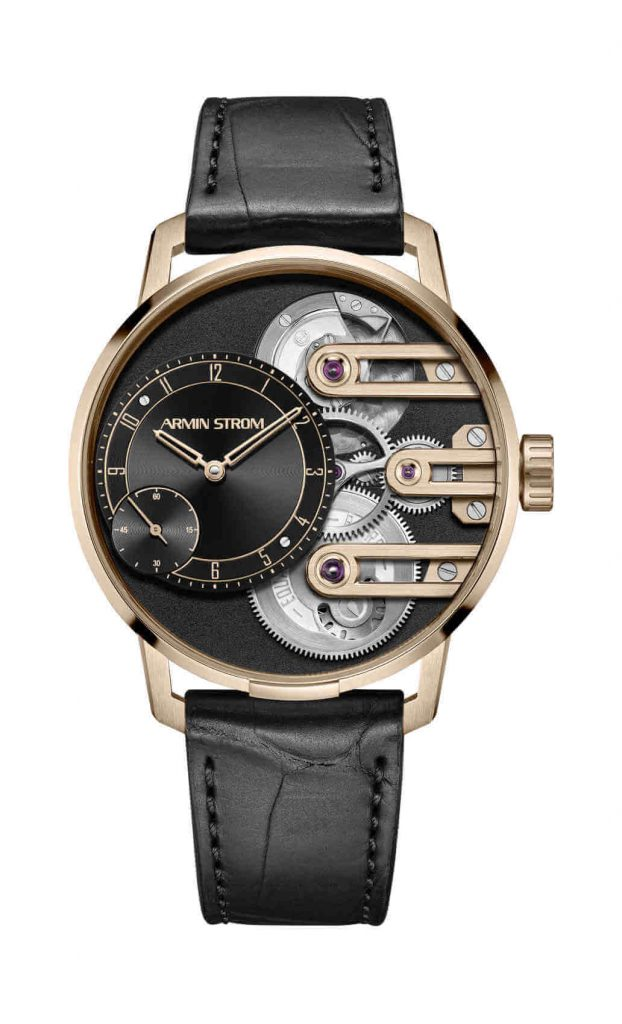 Armin Strom Gravity Equal Force Oro Rosa front