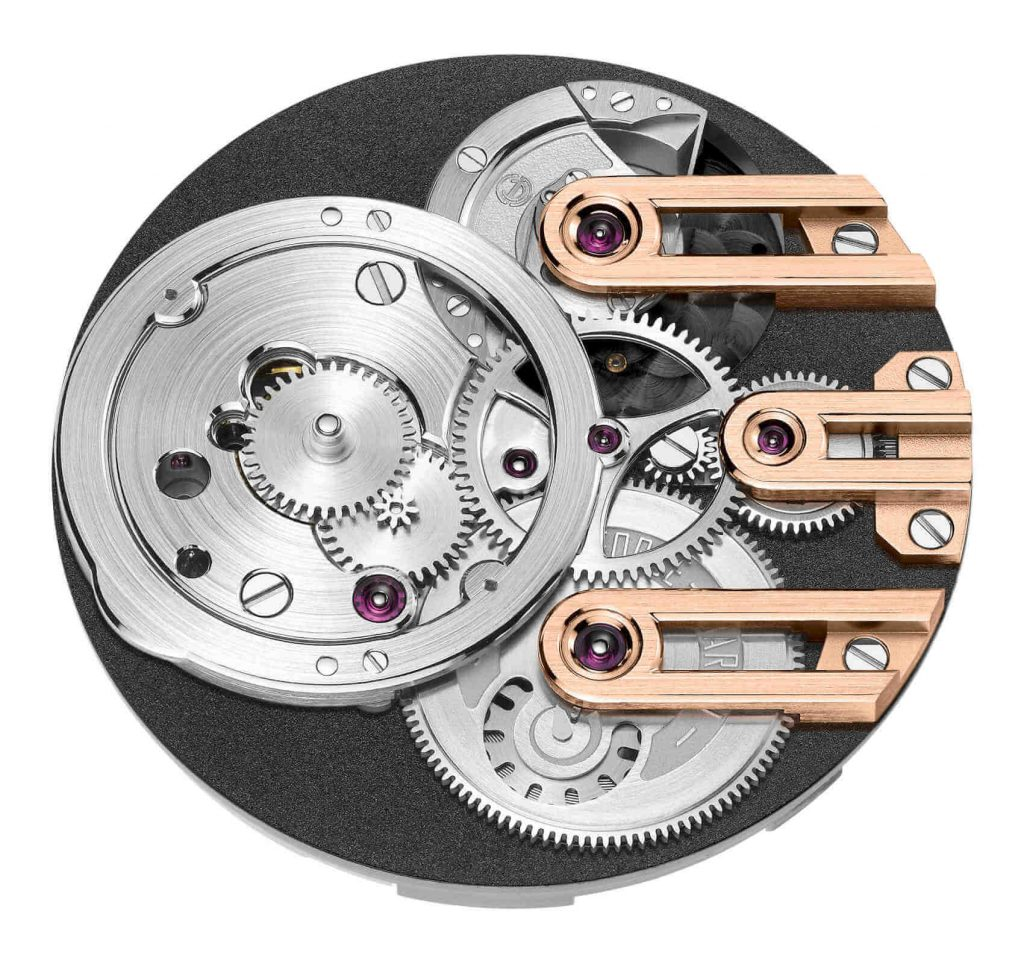 Armin Strom Gravity Equal Force Oro Rosa cal