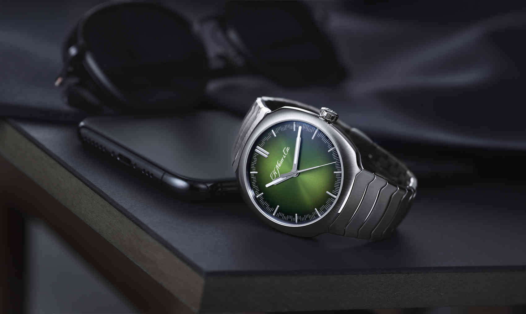 H. Moser & Cie Streamliner Centre Seconds portada