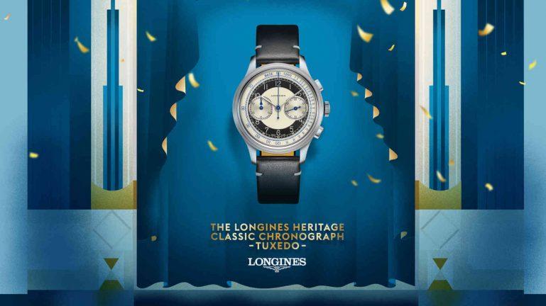 Longines Heritage Classic Tuxedo, Dos Nuevos Relojes