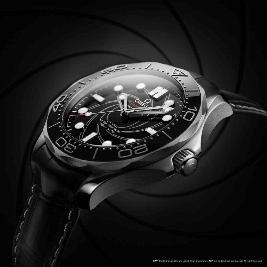 Omega Seamaster Diver 300M James Bond Platinum Gold CERCA