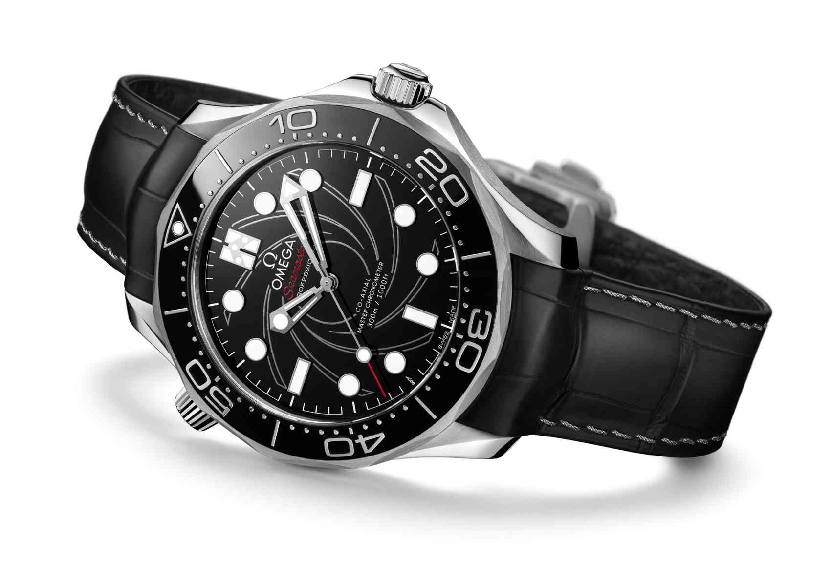 Omega Seamaster Diver 300M James Bond Platinum Gold general