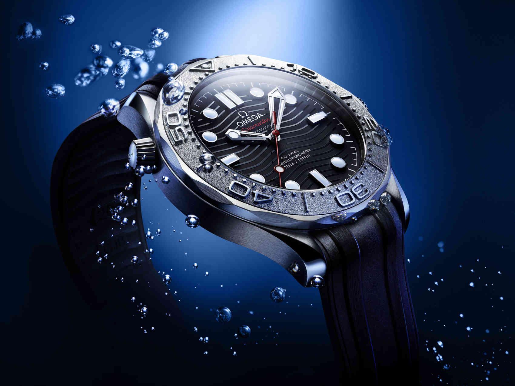 Omega Seamaster Diver 300M Nekton Edition portada