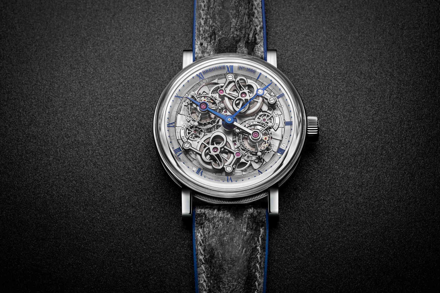 Breguet Classique Double Tourbillon 5345 Quai de L'Horloge portada
