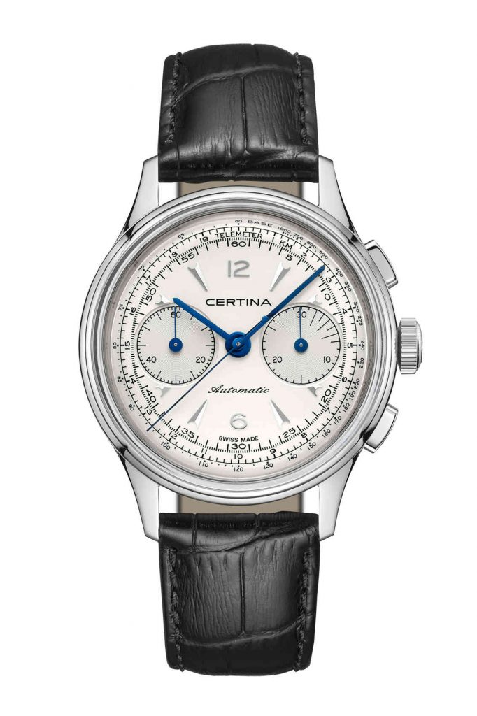 Certina DS Chronograph Automatic front