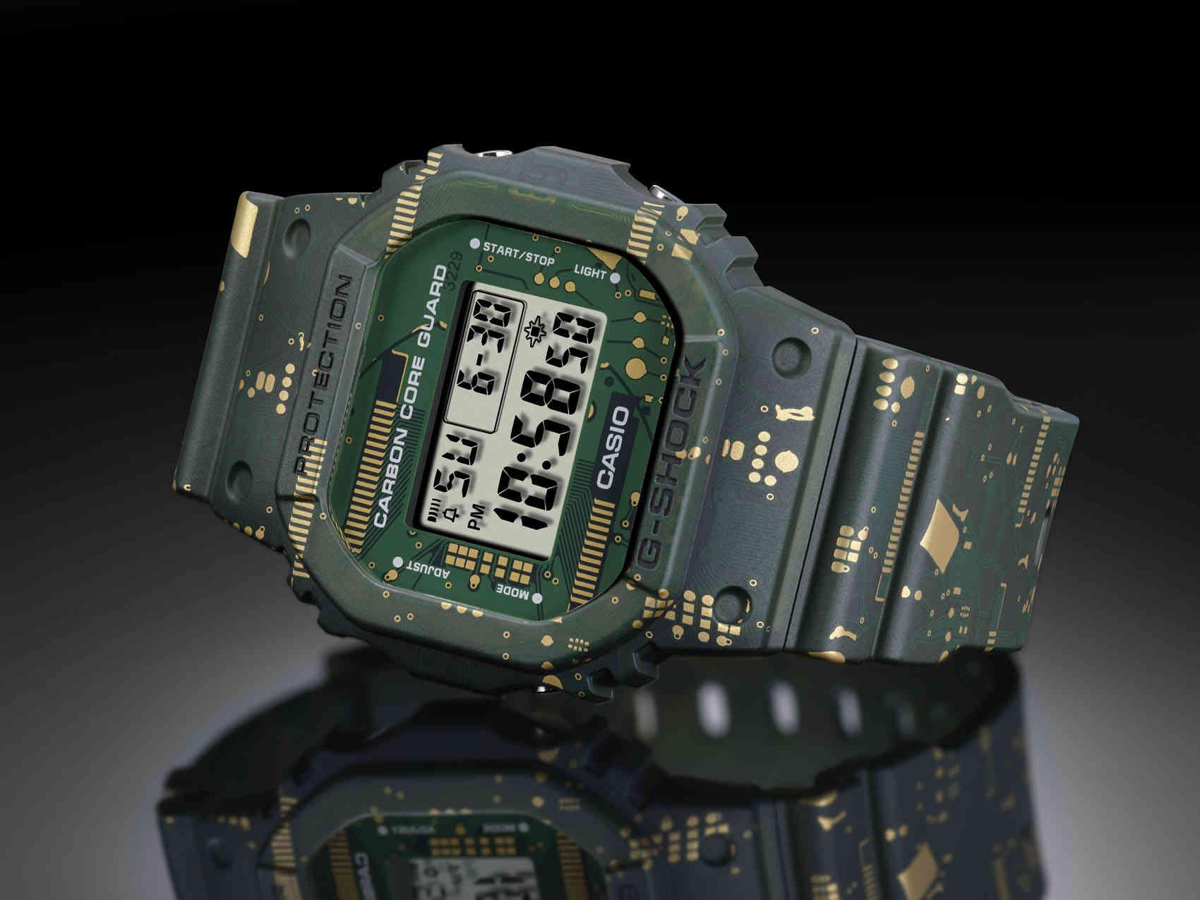 G-Shock DWE-5600CC portada