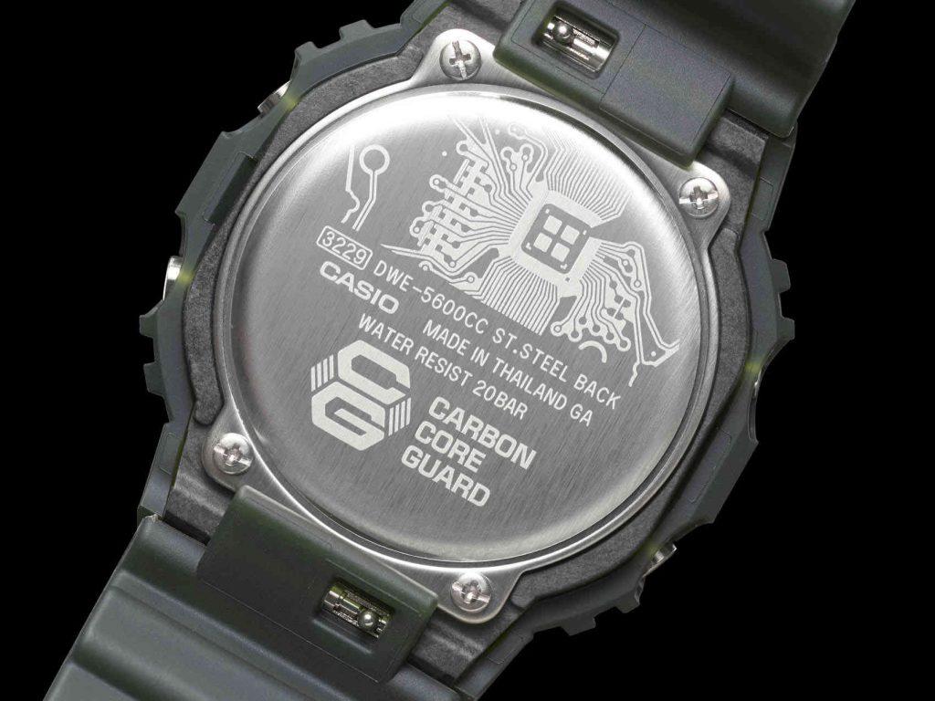 G-Shock DWE-5600CC  back 2