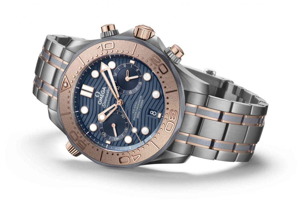 Omega Seamaster Diver 300M Chronograph beauty