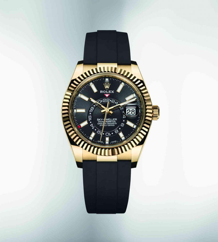 Rolex Sky-Dweller 5