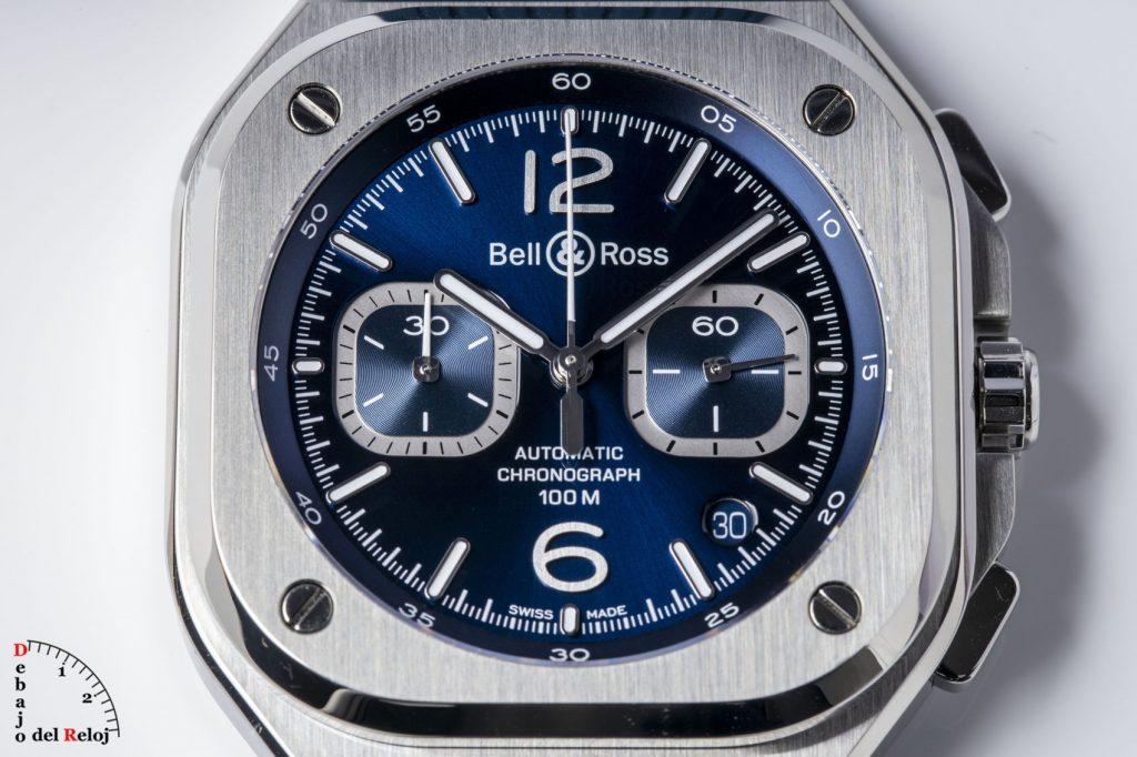 Bell & Ross BR 05 Chrono 14