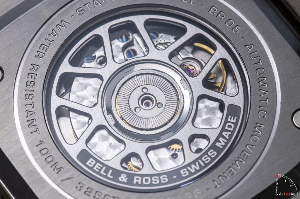 Bell & Ross BR 05 Chrono 16